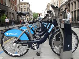 Barclays Bicycle Hire Boris bikes