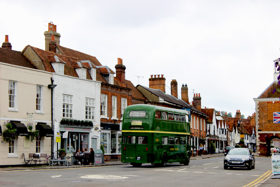 old-amersham-bus