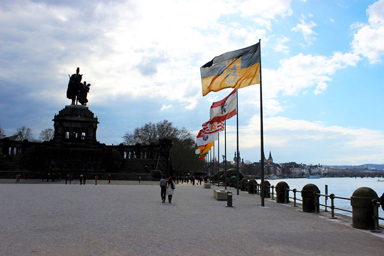 Koblenz: The Gate to the Upper Middle Rhine Valley