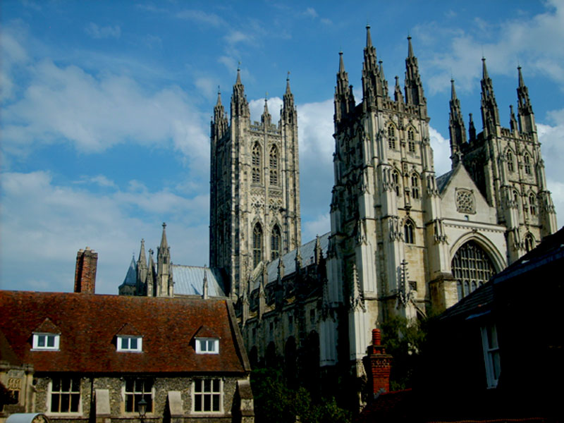 UK road trip Canterbury