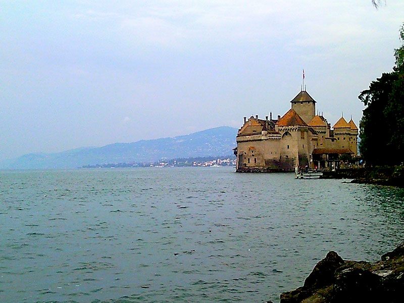 Chillon-Switzerland