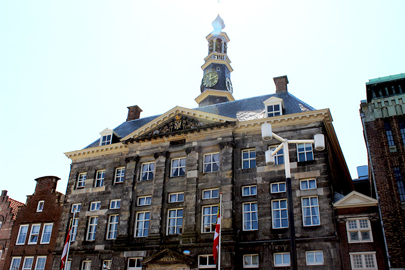 City Hall Den Bosch Travellous World