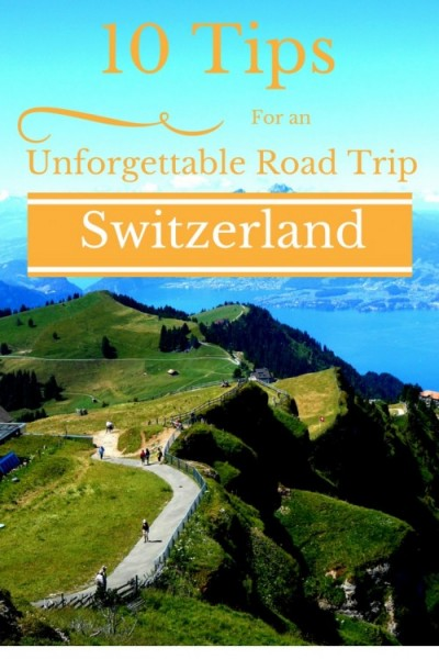 Road Trip Switzerland