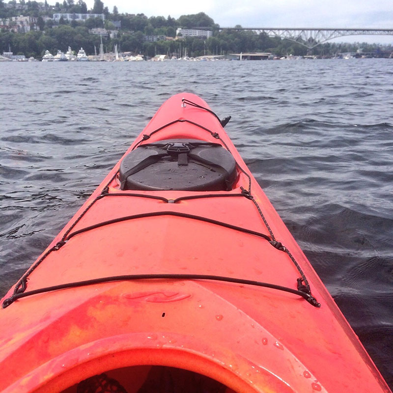 Seattle---Kayaking