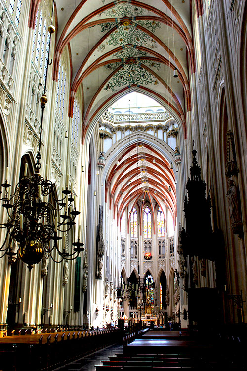 St Janskathedraal Den Bosch Travellous World