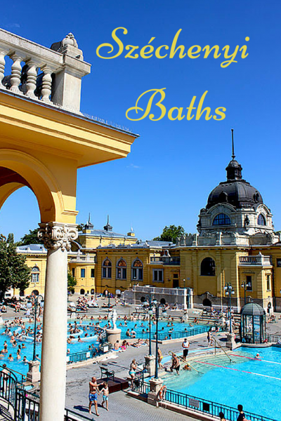 Széchenyi Baths, Budapest. A photo essay - travellousworld.com