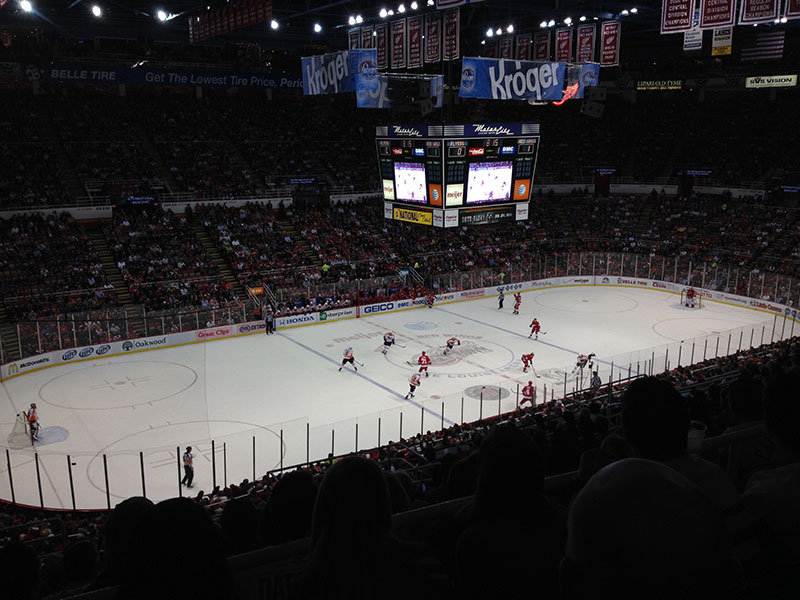 Detroit-Red-Wings-Ice-Hockey-Game