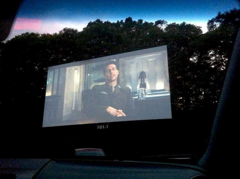atlanta outdoor movies