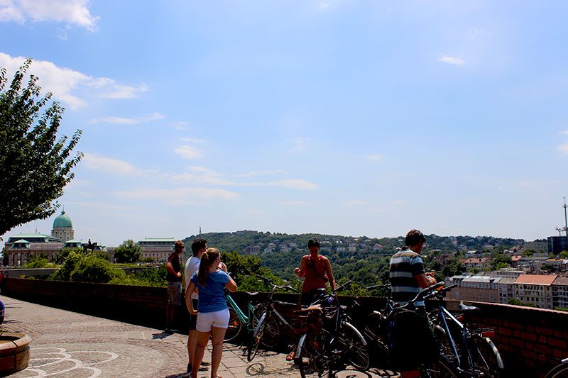 bike-tour budapest bike breeze