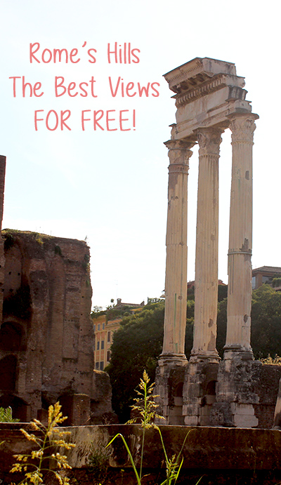 Rome's Best Views - For Free! travellousworld.com