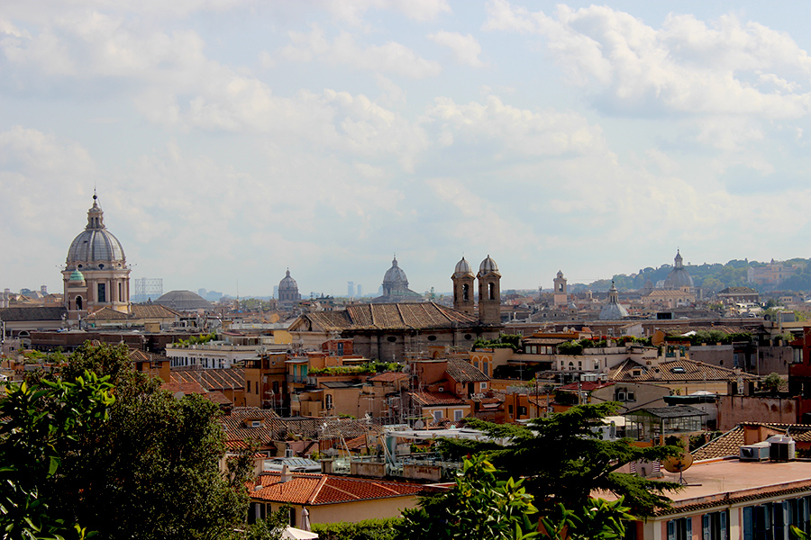 Rome's Best Views: For Free