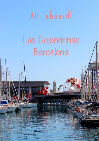 All aboard! A boat tour with Las Golondrinas Barcelona - travellousworld