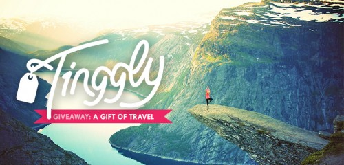 tinggly travel experience gift