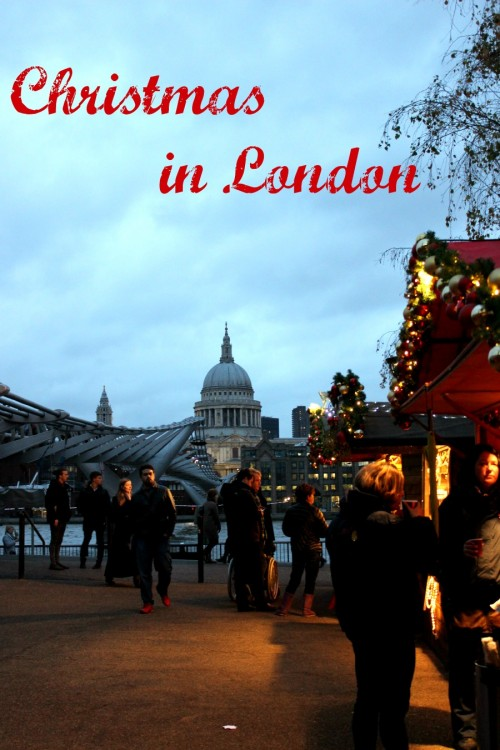 The best ways to spend your December in London - travellousworld.com
