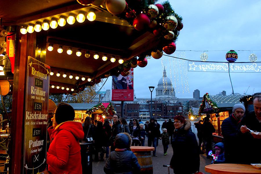 5 Things to Do in London on Christmas Day