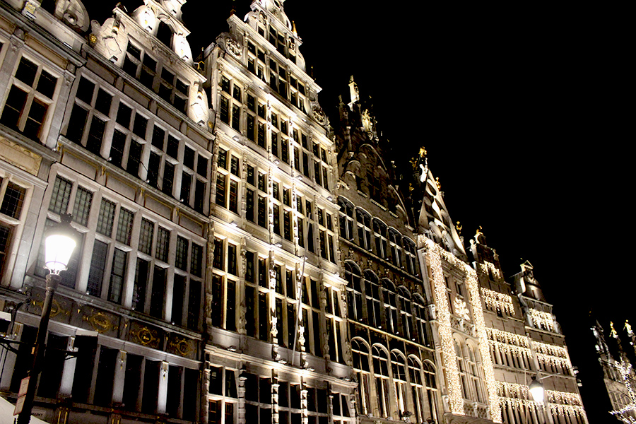 Antwerp-architecture