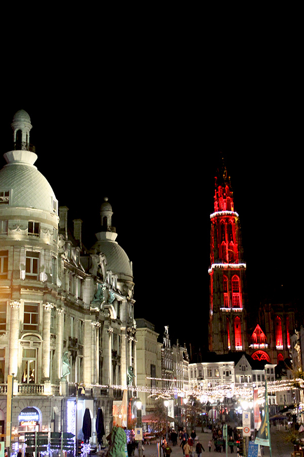 Antwerp-by-night