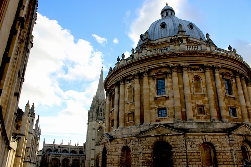 Day trips from London: Oxford
