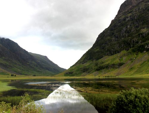 Glencoe-lake-reflection