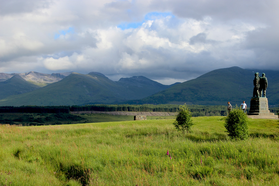Nevis Range - near Fort William