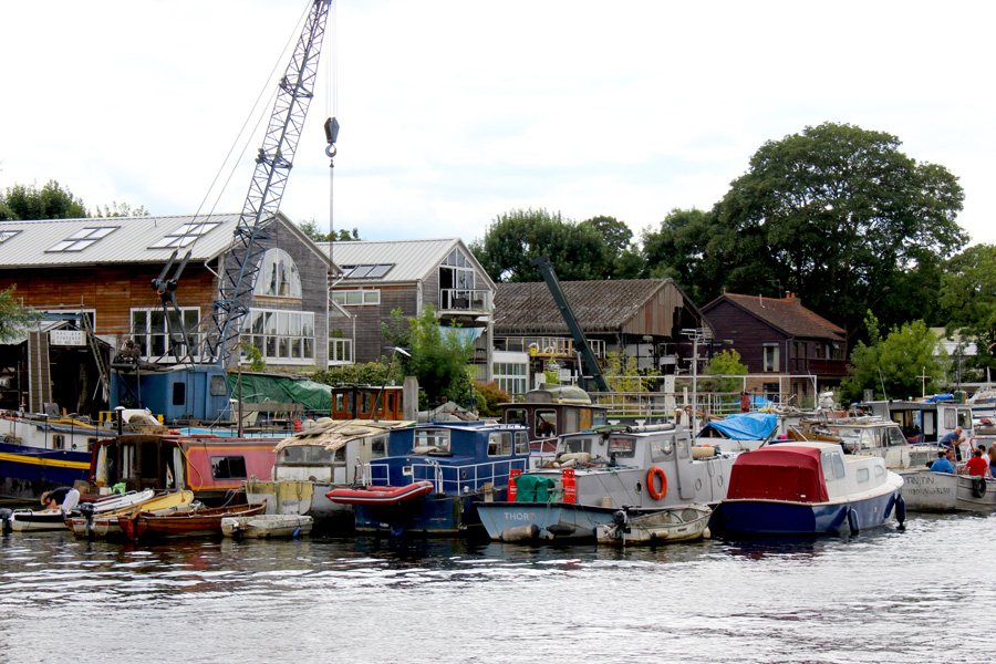 Twickenham-river-boats