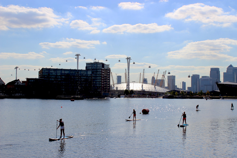 london-paddle-boarding