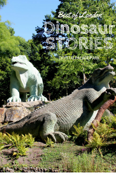 Best of London: Dinosaur Stories