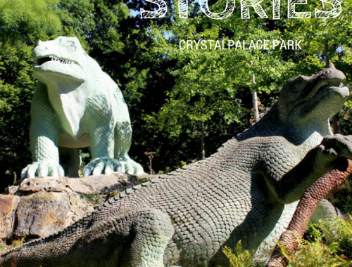 Best of London - Dinosaur Stories