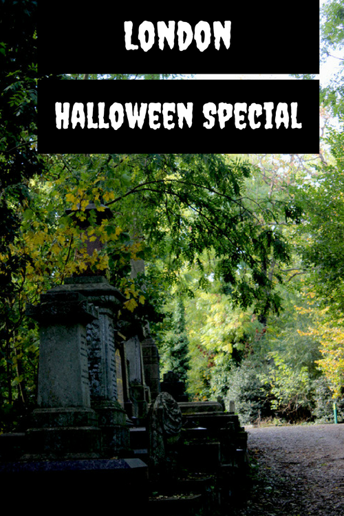 London Halloween Special - the Magnificent Seven