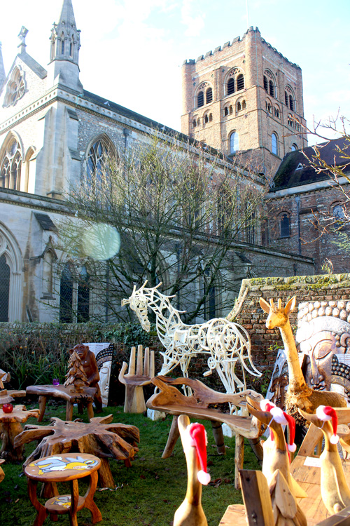 Christmas-animals-St-Albans