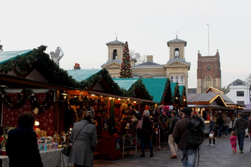 Kingston - Christmas in London
