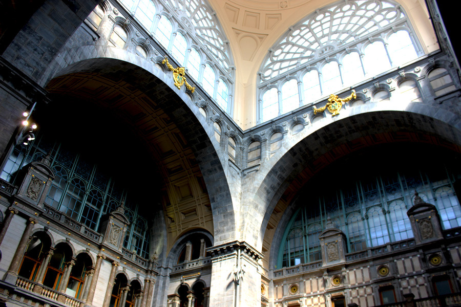 Antwerp-Central-Station