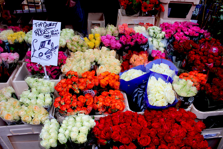 Columbia-Road--Flower-Market