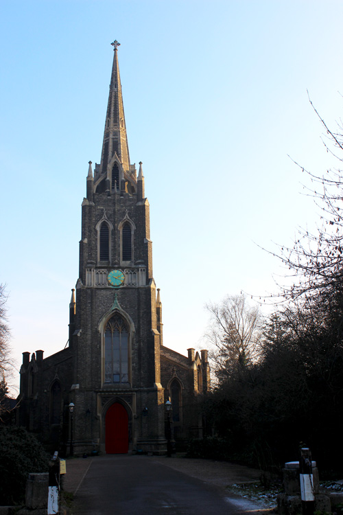 Highgate-Church