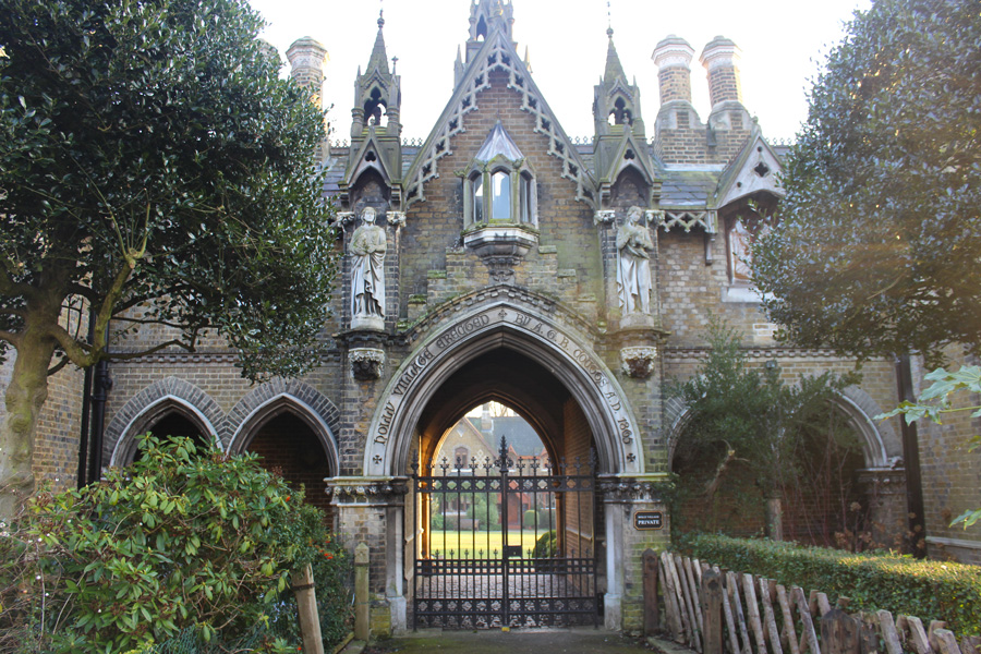Walk the Walk: Highgate