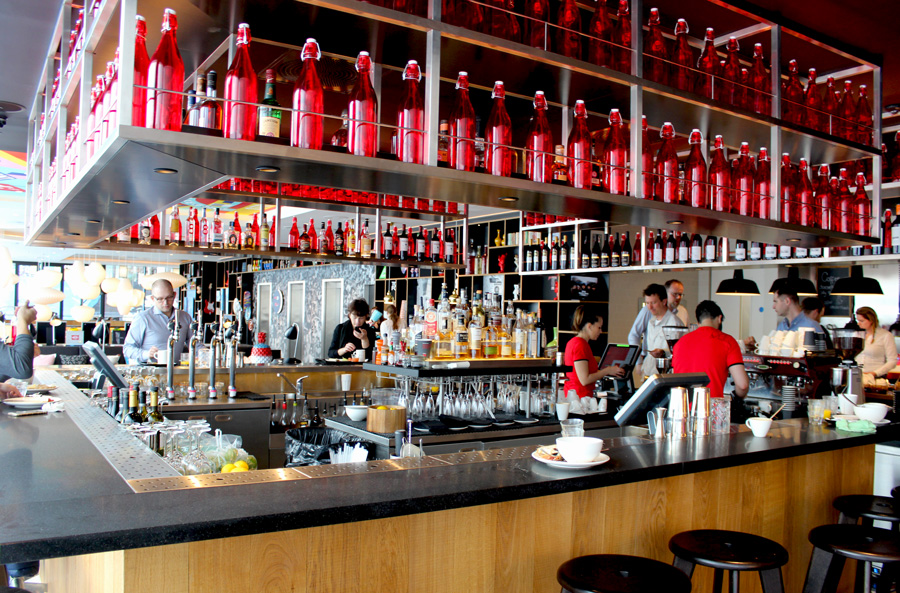 Staycation: citizenM London Shoreditch