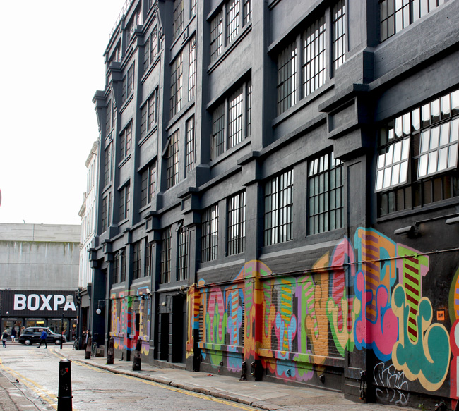 Graffiti-Shoreditch--Boxpark