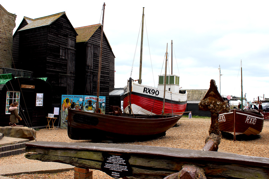 Hastings-Fisherman-museum