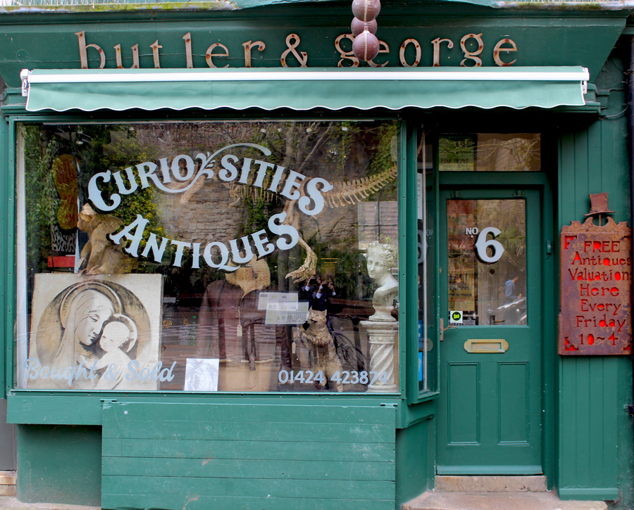 Hastings-antiques