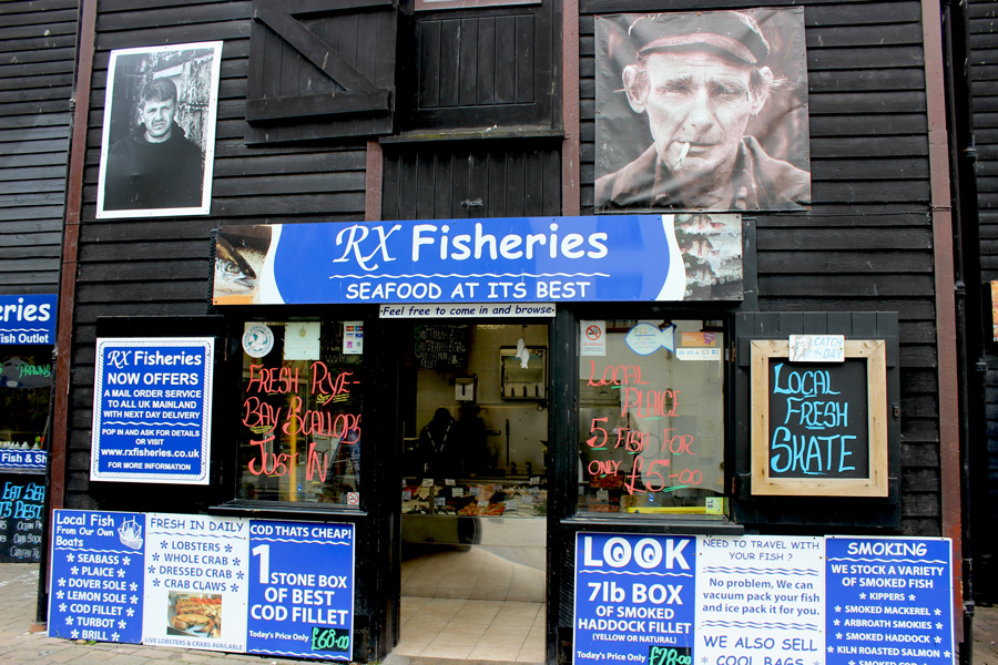 Hastings-fisheries