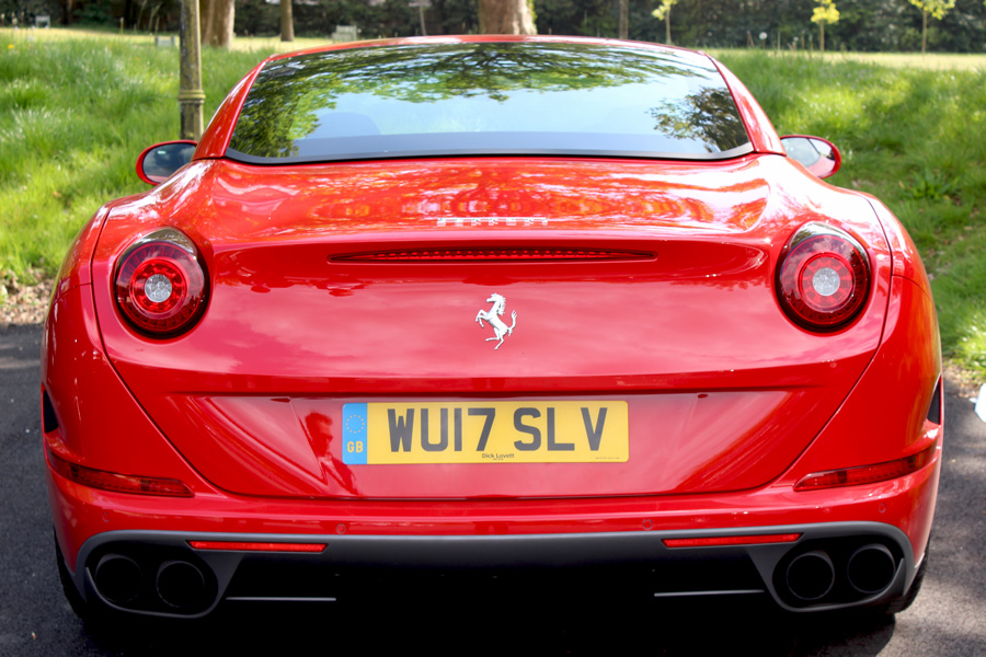 Chewton-Glen-Ferrari-Bespoke-Car-Hire