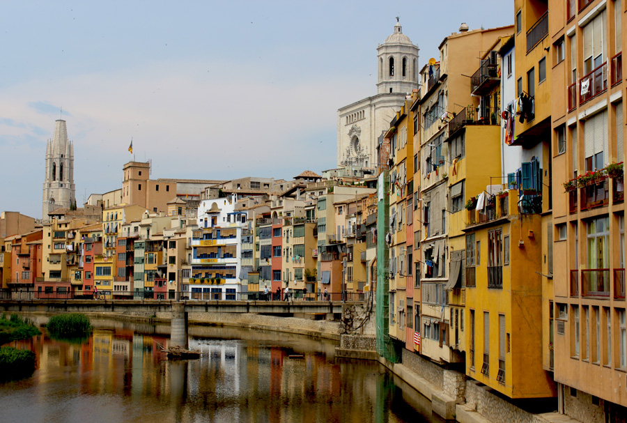 Colourful Girona – A Quick Day Trip