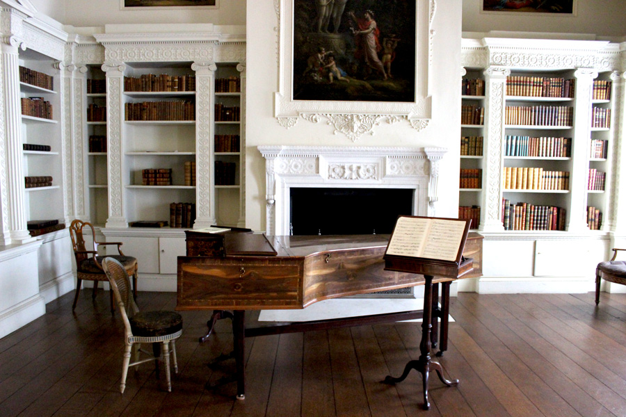 Osterley-Piano
