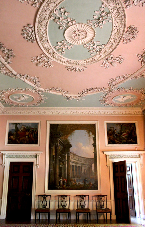 Osterley-pink-ceiling