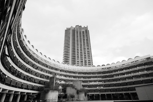 An Ode to The Barbican Estate