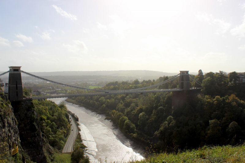 Clifton-Suspension-Bridge