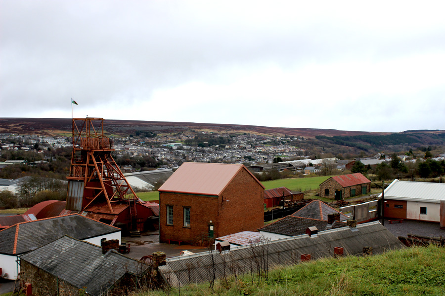 Big Pit National Coal Museum Wales