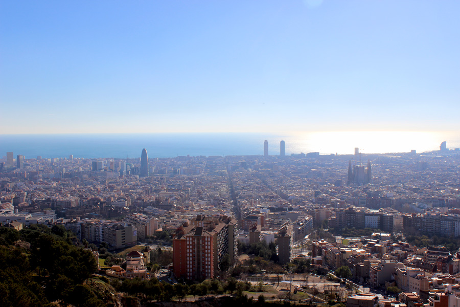 Barcelona-views