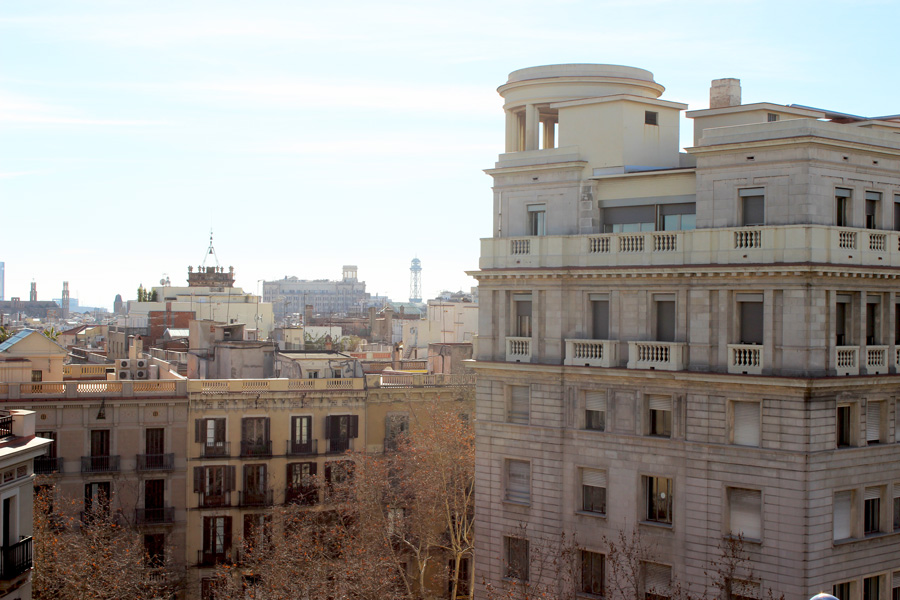 NH-Collection-Barcelona-view