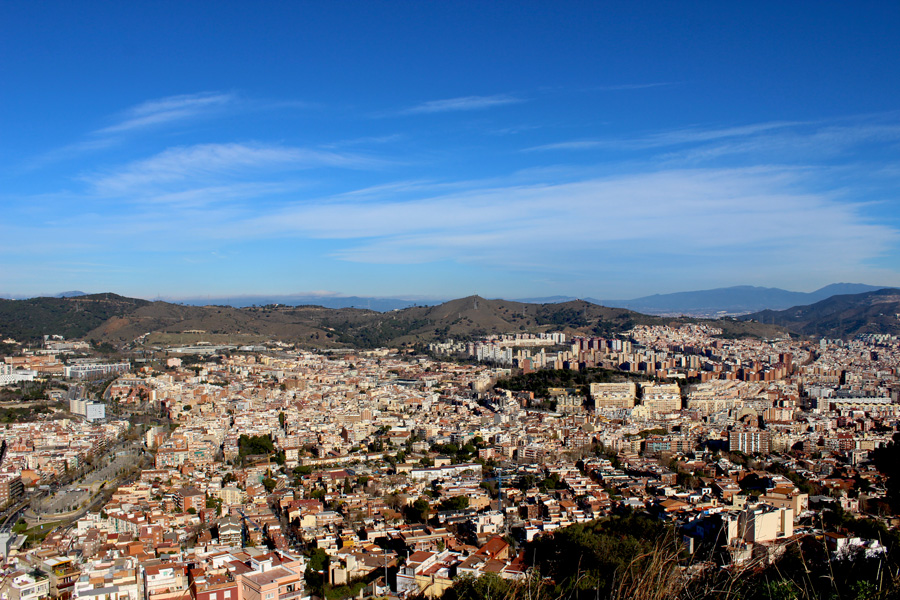 Views-from-bunkers-Barcelona